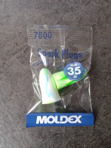 in-ear plugs REDT